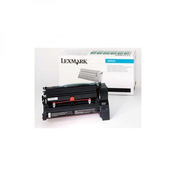 Lexmark originální toner 10B042C, cyan, 15000str., return, Lexmark C750