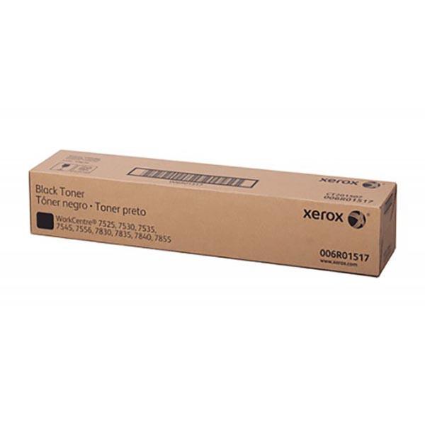 Xerox originální toner 006R01517, black, 26000str., Xerox WorkCentre 7525, 7530