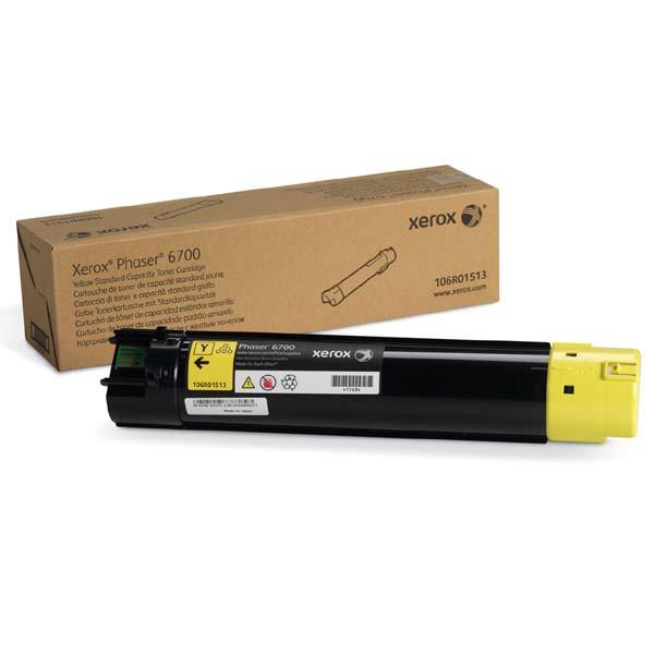Xerox originální toner 106R01513, yellow, 5000str., Xerox Phaser 6700