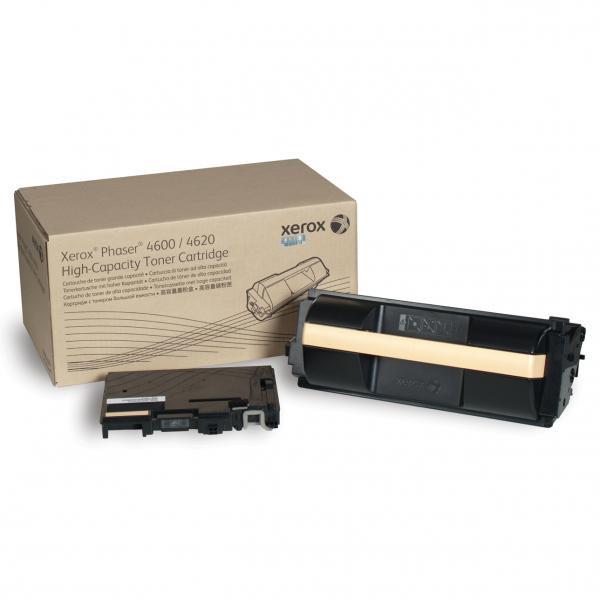 Xerox originální toner 106R01536, black, 30000str., high capacity, Xerox Phaser 4600, 4620