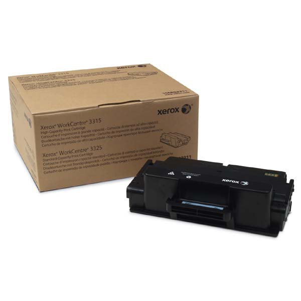 Xerox originální toner 106R02310, black, 5000str., Xerox Workcentre 3315, 3325