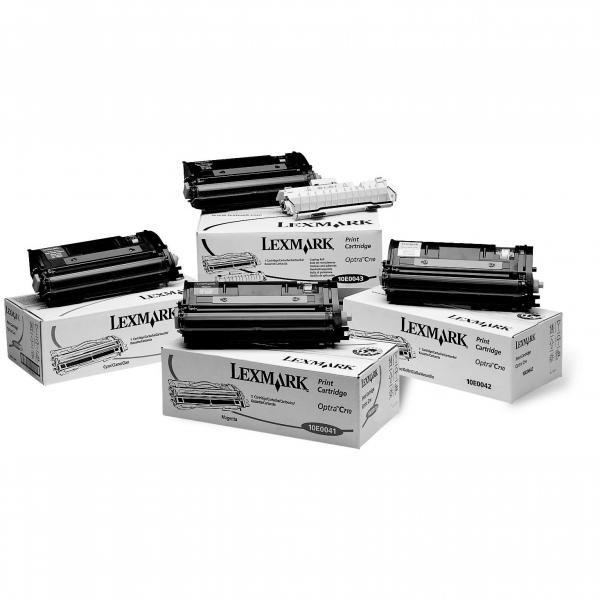 Lexmark originální toner 10E0041, magenta, 10000str., Lexmark Optra C710