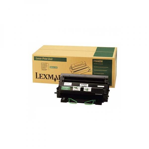 Lexmark originální toner 11A4096, black, 32500str., Lexmark Optra K1220, tisková jednotka se startérem