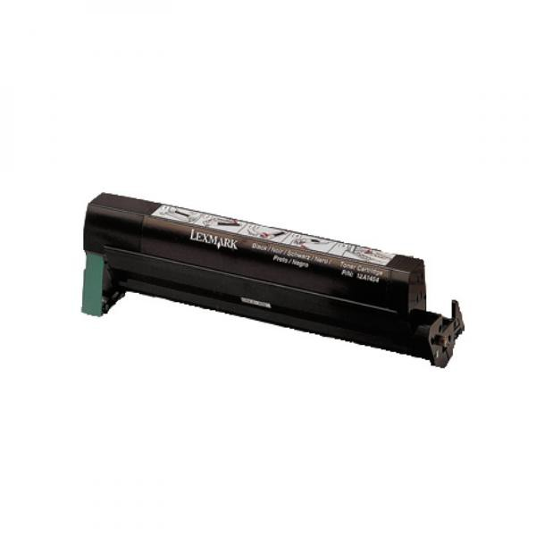 Lexmark originální toner 12A1454, black, 6500str., Lexmark Optra Color 1200