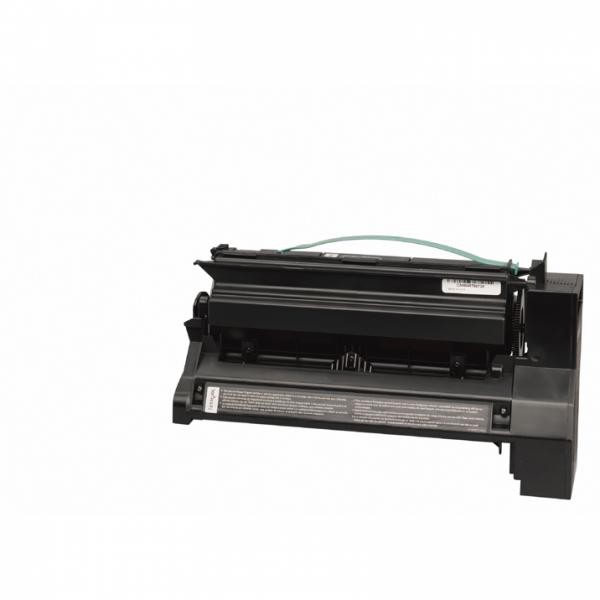 Lexmark originální toner 15G042K, black, 15000str., return, Lexmark C752, C76x