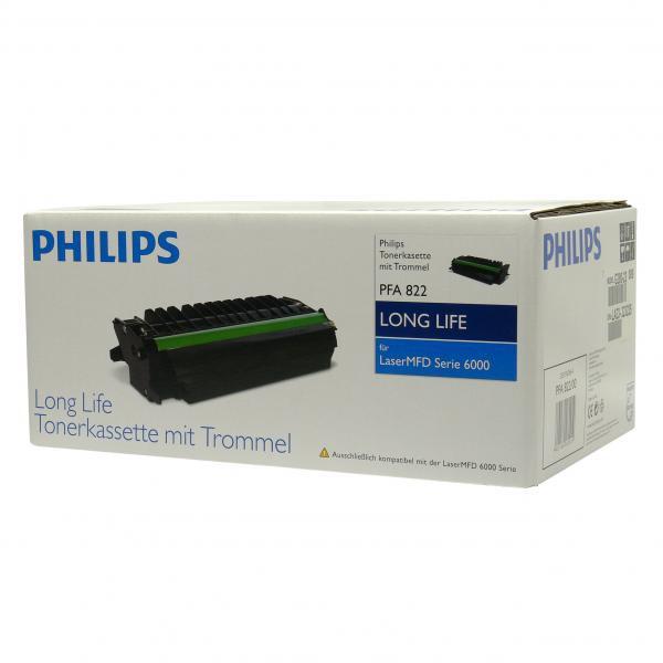 Philips originální toner PFA822, black, 5500str., Philips MFD 6050, 6080