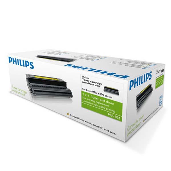 Philips originální toner PFA831, black, 1000str., Philips MFD 61XX
