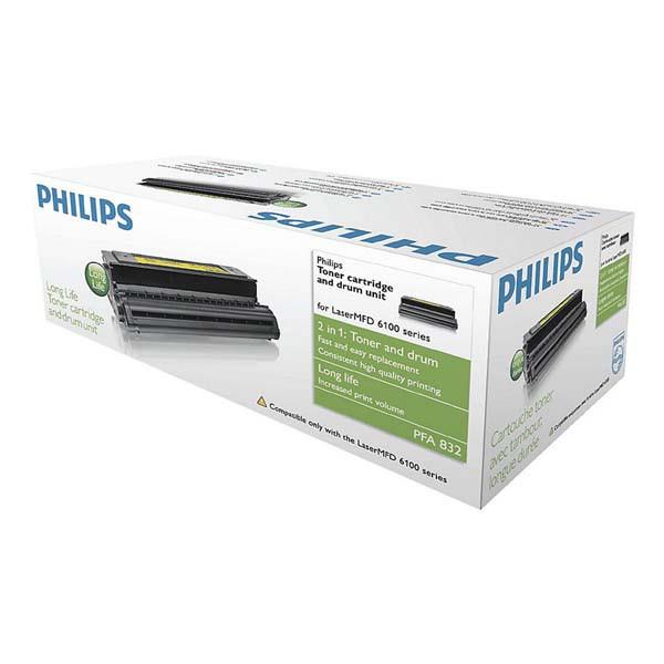 Philips originální toner PFA832, black, Philips MFD 61XX
