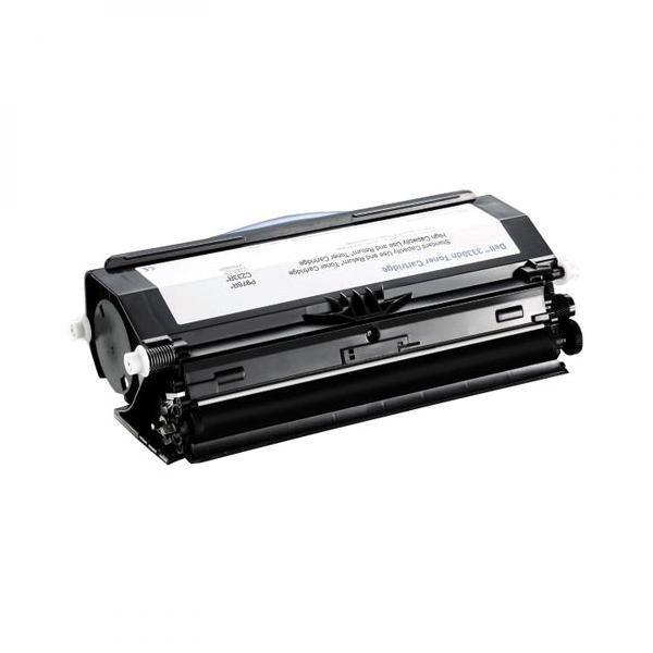 Dell originální toner 593-10841, black, 7000str., P976R, return, Dell 3330dn