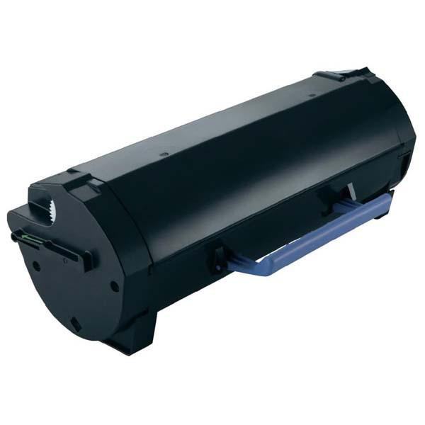 Dell originální toner 593-11167, black, 8500str., return, Dell B2360d, B2360dn, B3460dn, B3465dnf
