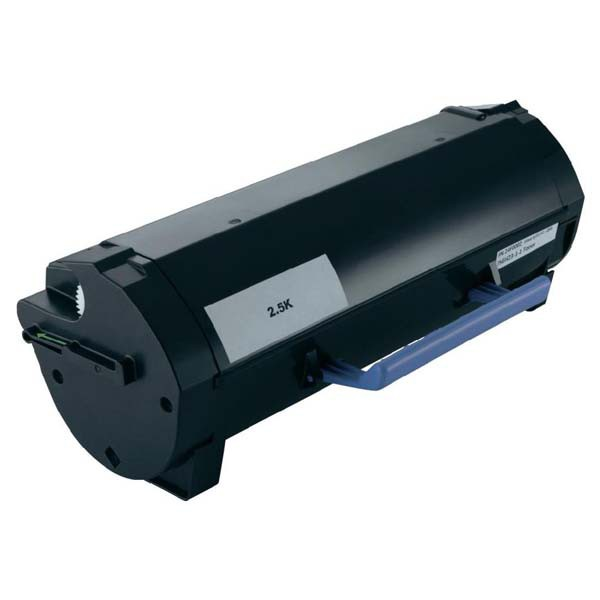 Dell originální toner 593-11165, black, 2500str., RGCN6, return, Dell B2360d, B2360dn, B3460dn, B3465dnf