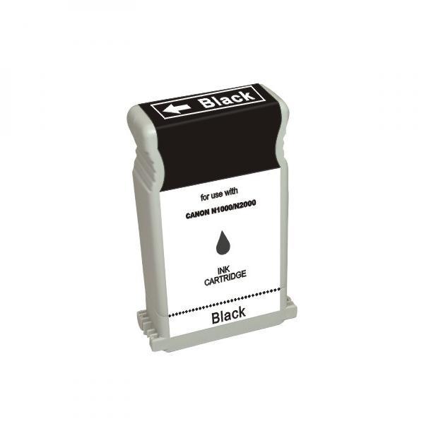 Canon originální ink BCI1201BK, black, 7337A001, 6925A001, Canon N1000, 2000, BIJ 1300, 1350, 2300, 2350