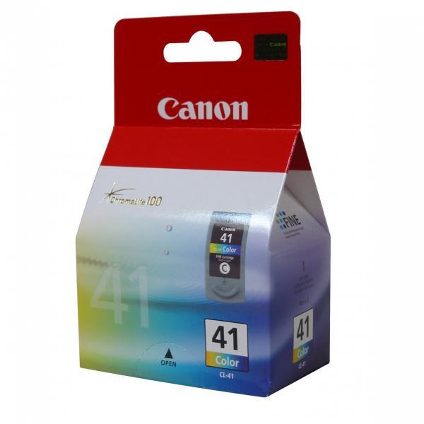 Canon originální ink CL41, color, 303str., 12ml, 0617B001, Canon iP1600, iP2200, iP6210D, MP150, MP170, MP450