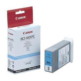 Canon originální ink BCI1401PC, photo cyan, 7572A001, Canon W6400D, 7250
