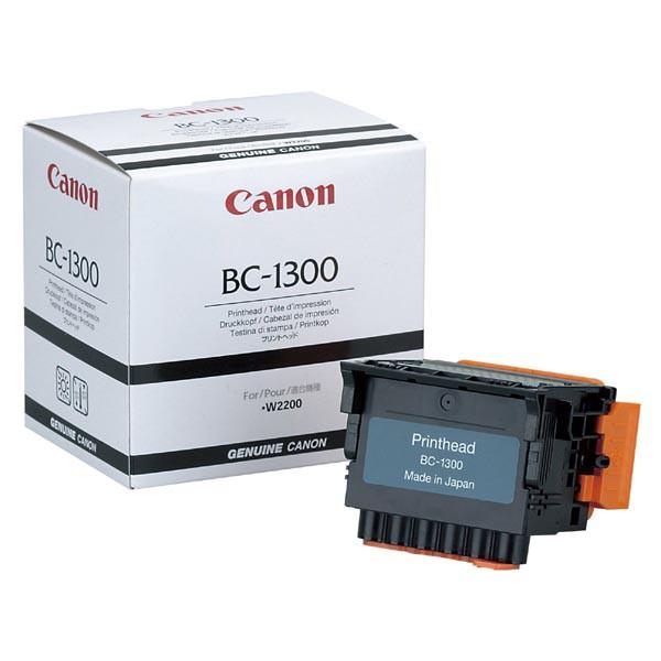 Canon originální tisková hlava BC1300, black, 8004A001, Canon W-2200, 6400D, 8400D