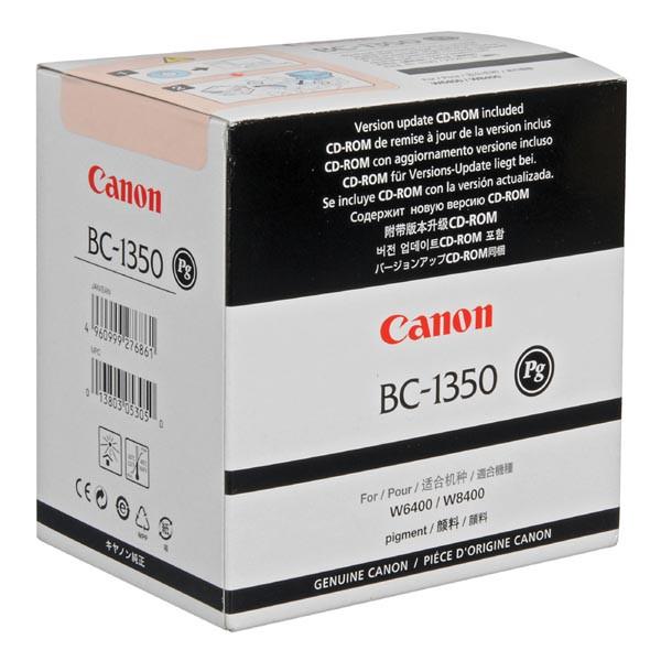 Canon originální tisková hlava BC1350, black, 0586B001, Canon W-6400P,8400P