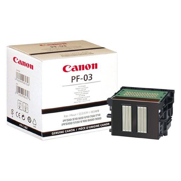 Canon originální tisková hlava PF03, black, 2251B001, Canon iPF5xxx, 6xxx, 7xxx, 8xxx, 9000, dřive PF01