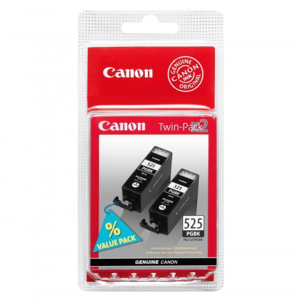 Canon originální ink PGI525PGBK Twin Pack, black, 4529B010, 4529B006, Canon Pixma MG5150, 5250, 6150, 8150