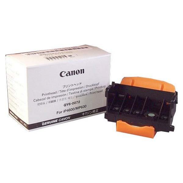 Canon originální tisková hlava QY60072000, black, Canon Pixma iP4600,MP630