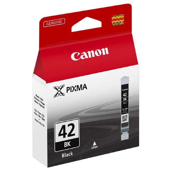 Canon originální ink CLI-42B, black, 6384B001, Canon Pixma Pro-100