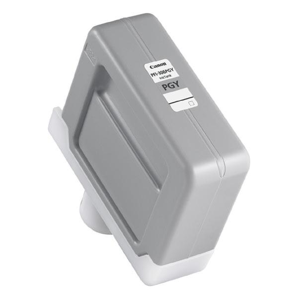 Canon originální ink PFI306PGY, photo grey, 330ml, 6667B001, Canon iPF-8300