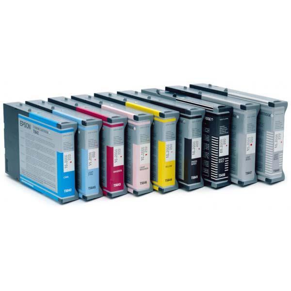 Epson originální ink C13T614400, yellow, 220ml, Epson Stylus pro 4400, 4450