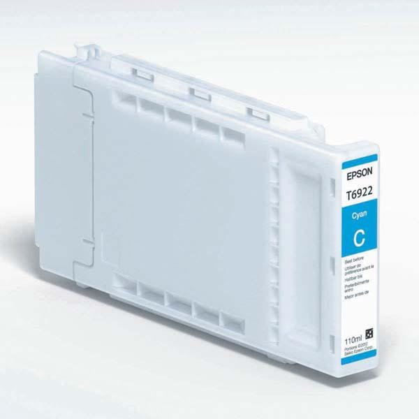 Epson originální ink C13T692200, cyan, 110ml, Epson SureColor SC-T3000, SC-T5000, SC-T7000
