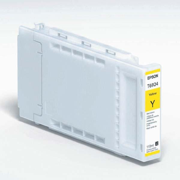 Epson originální ink C13T692400, yellow, 110ml, Epson SureColor SC-T3000, SC-T5000, SC-T7000