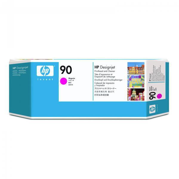 HP originální tisková hlava C5056A, No.90, magenta, HP DesignJet 4000, 4000ps, 4500