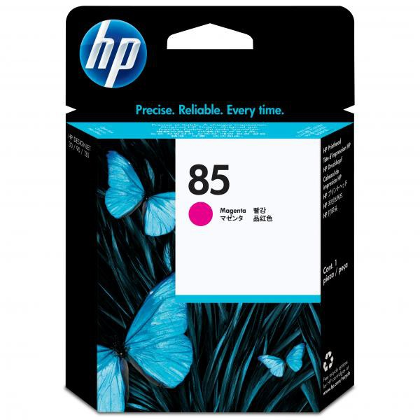 HP originální tisková hlava C9421A, No.85, magenta, HP DesignJet 30, N, DesignJet 130, NR