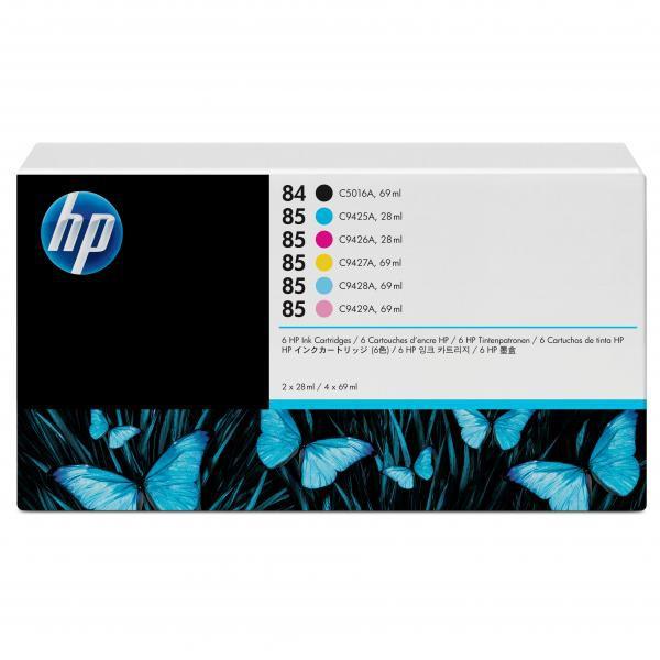 HP originální ink C9452A, No.70, cyan, 130ml, HP Designjet Z3100, Z2100
