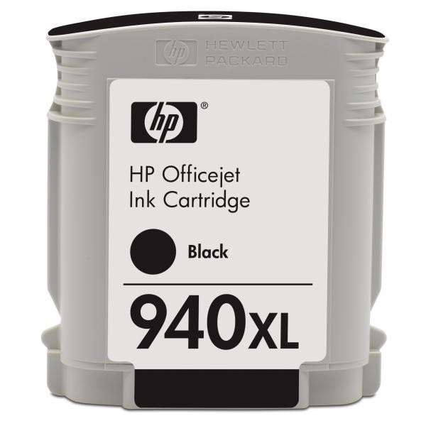 HP originální ink blistr, C4906AE#301, No.940XL, black, 2200str., 49ml, HP Officejet Pro 8000, Pro 8500