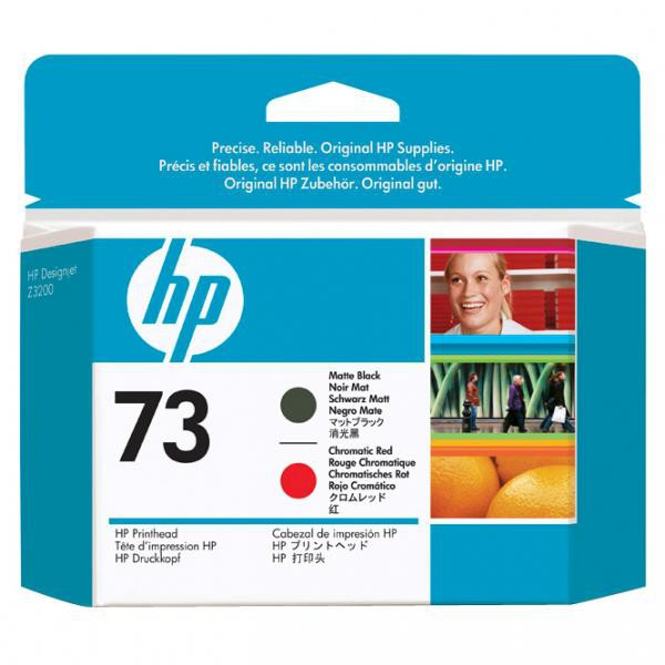 HP originální ink CD949A, matte black/chromatic red, HP Designjet Z3200 Printer series