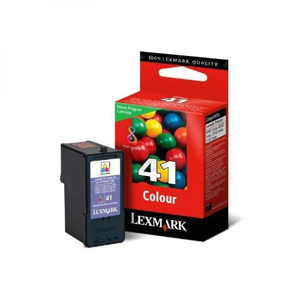 Lexmark originální ink 18Y0141E, #41, color, 210str., Lexmark P350, X9350