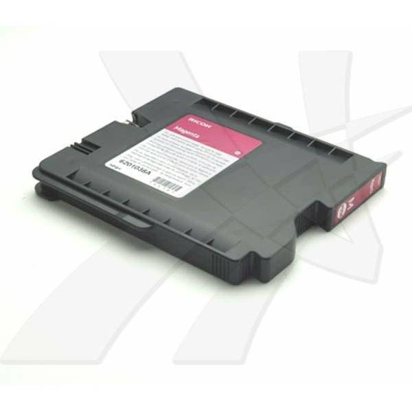 Ricoh originální gelová náplň 405534, magenta, 1000str., typ GC-21M, Ricoh GX3000, 3050N, 5050N