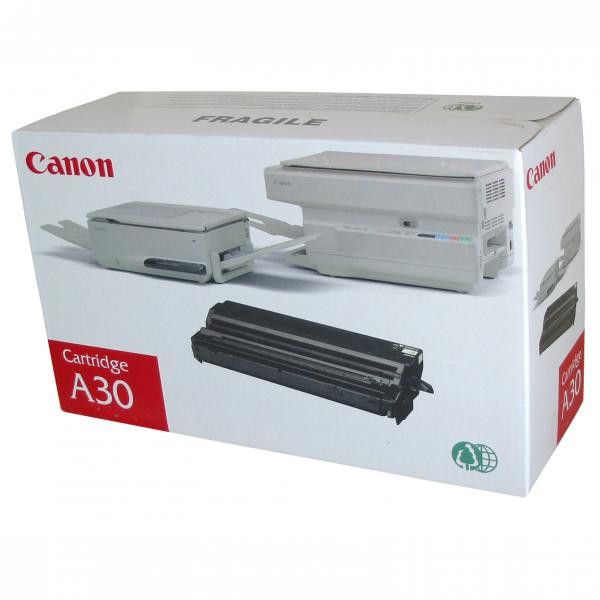 Canon originální toner A30, black, 3000str., 1474A003, Canon FC-1, 2, 3, 5, 22, PC-6, 7, 11