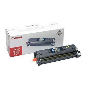 Canon originální toner EP701, cyan, 4000str., 9286A003, Canon LBP-5200, Base MF-8180c