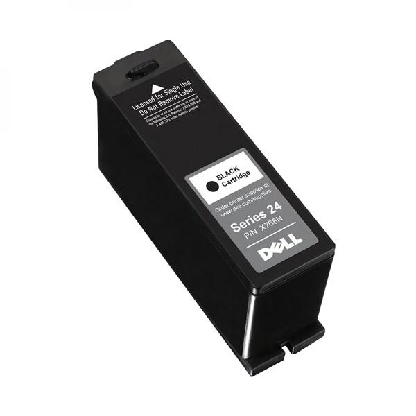 Dell originální ink 592-11311, X751N, black, high capacity, Dell V515