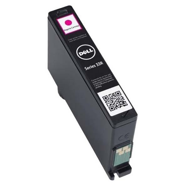Dell originální ink 592-11814, J56GD, magenta, 700str., extra high capacity, Dell V525W, V725W