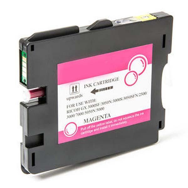 Ricoh originální gelová náplň 405538, magenta, 2300str., typ GC-21HM, Ricoh GX3000, 3050N, 5050N