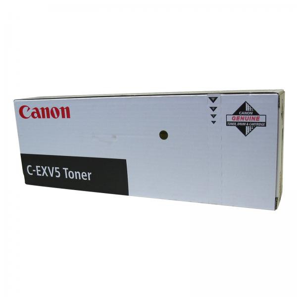 Canon originální toner CEXV5, black, 15700str., 6836A002, Canon iR-1600, 1605, 1610, 2000, 2010, 2x440g