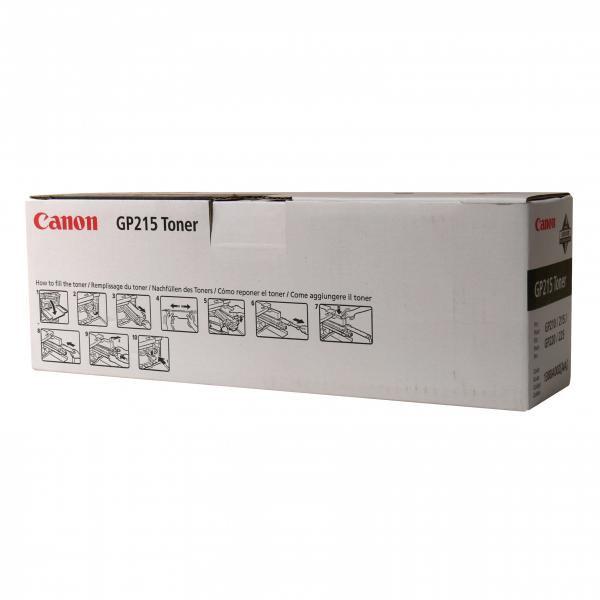 Canon originální toner GP210, black, 9600str., 1388A002,1388A003, Canon GP-210, 215, 220, 225, 530g