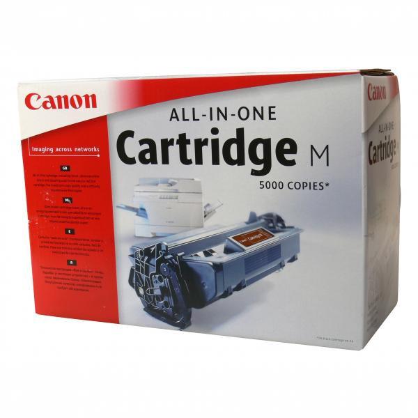 Canon originální toner Typ M, black, 5000str., 6812A002, Canon Smartbase PC-1210D, 1230DM, 1270D