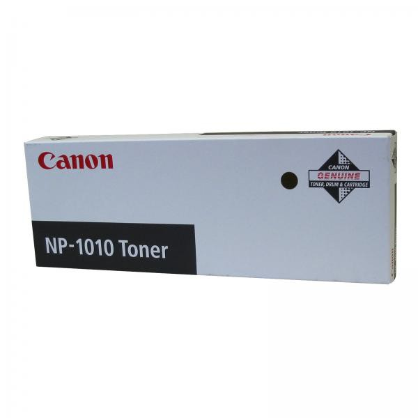 Canon originální toner 1010, black, 4000str., 1369A002, Canon NP-1010, 1020, 6010, 2x105g
