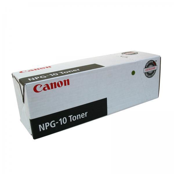 Canon originální toner NPG10, black, 5000str., F42-1001, Canon NP-6050, 6450, 1500g