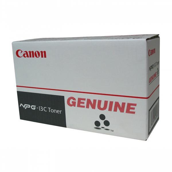 Canon originální toner NPG13, black, 9500str., 1384A002, Canon NP-6035, 6028, 540g