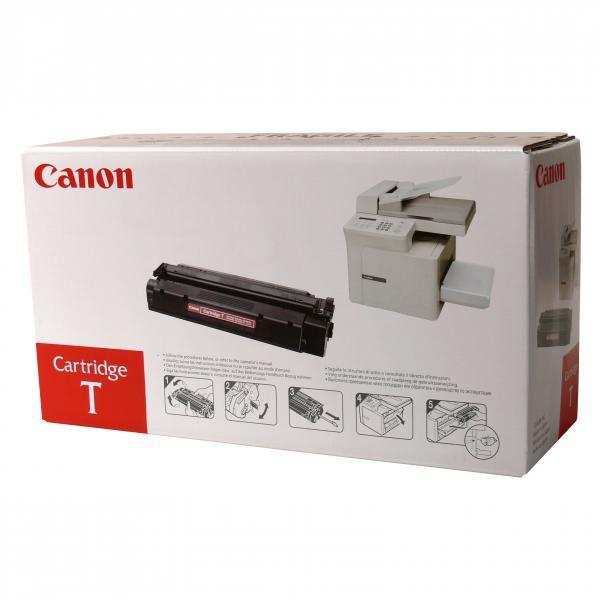 Canon originální toner Typ T, black, 3500str., 7833A002, Canon PC-D320, D340, L-400