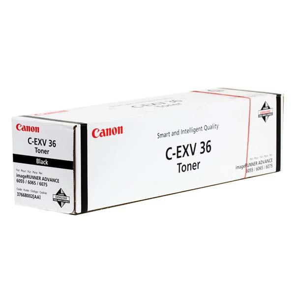 Levně CANON C-EXV36 BK - originální toner, černý, 56000 stran