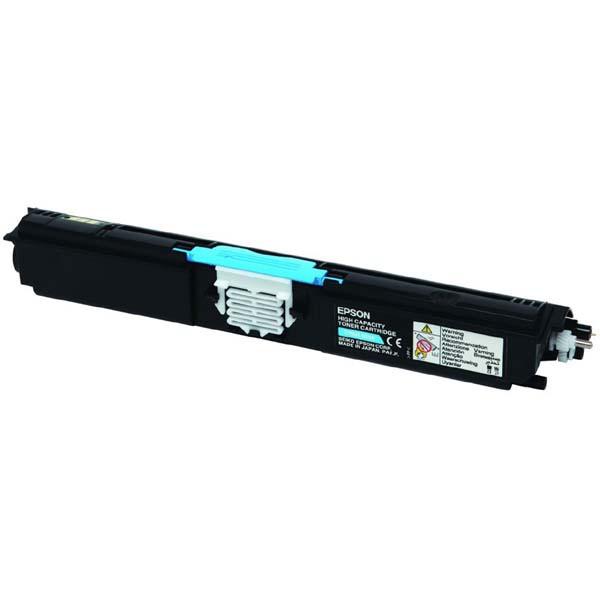 Epson originální toner C13S050556, cyan, 2700str., return, Epson AcuLaser C1600, CX16