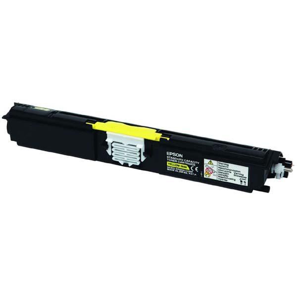 Epson originální toner C13S050558, yellow, 1600str., return, Epson AcuLaser C1600, CX16